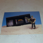 1994 GI Joe 30th Salute #74 Video Savage Trading card